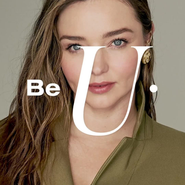 """Be U.  Founder & CEO of @koraorganics, @mirandakerr emphasizes the importance of staying true to yourself + following your heart and intuition!  """"Shining and sharing my heart and trusting my instincts has gotten me to wear I am today.""""  ✨Do U. Be U. For U. #REVOLVEU ✨"""