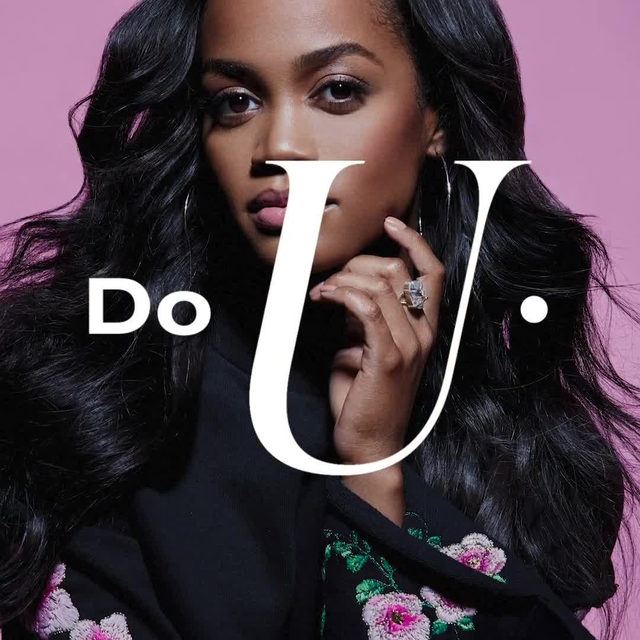 """Do U.  Attorney & Media Personality, @therachlindsay emphasizes the importance of doing U!  """"The best way to do you is to work hard, to believe in yourself, and not compare yourself to other people. Individuality is so key, you are so uniquely and beautifully made and there's no one else that is like you.""""  ✨Do U. Be U. For U. #REVOLVEU ✨"""
