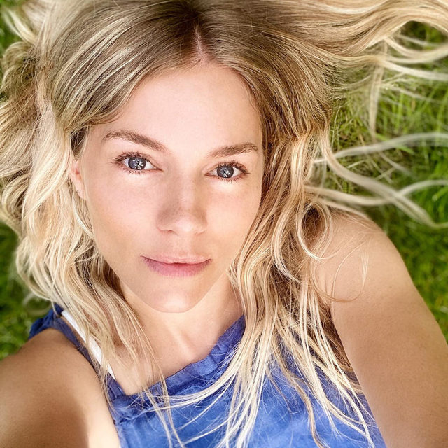 "If she weren't an actor, Sienna Miller thinks she'd make a pretty decent hairdresser. While quarantining just north of Manhattan, she refined her home haircut skills and oversaw homeschooling for her daughter—quite the shift from the Sundance premiere of her film Wander Darkly, which Miller tells V.F. ""honestly feels like a decade ago."" Now in London, Miller is getting ready to film her upcoming Netflix series, Anatomy of a Murder. At the link in bio, she shares her skin-care essentials, the resonance of Anatomy, and whether playing Roger Ailes's wife in The Loudest Voice (and the requisite hours watching Fox News) gives her insight into November's race. 📸: Sienna Miller"