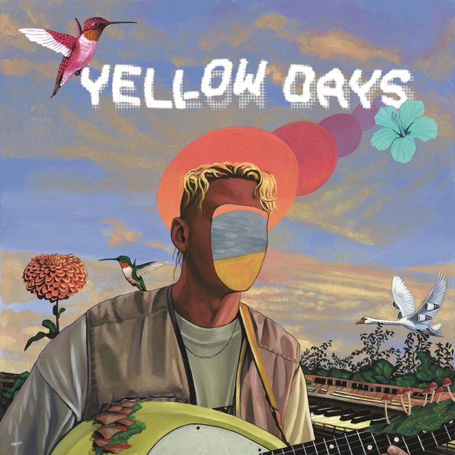 Yellow Days' funk-inspired synth pop is appealingly goofy, but too often, he sounds caught in a bland impersonation act of his own making. Read our review of A Day in a Yellow Beat at the link in our bio.  #YellowDays
