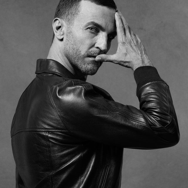 "Louis Vuitton's creative mastermind Nicolas Ghesquière has a sci-fi vision for the future of fashion. ""The title of the collection, for me, was 'What if the past could look at us?'"" he says of his fall/winter 2020 ready-to-wear line. ""There is a huge mystery in what happened in the past that can look like what you fantasize about science fiction."" At the link in bio, Ghesquière reveals his plans for the brand, the business, and his own career. 📸: @ethanjamesgreen"