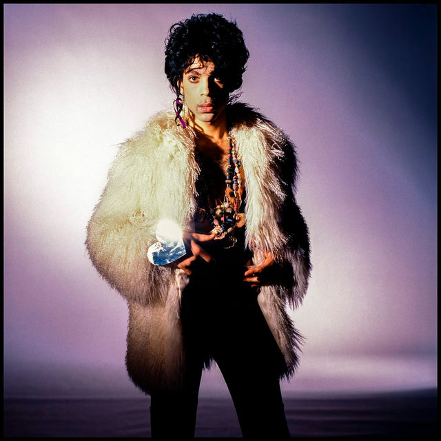 """""""@Prince would show up at a photo shoot wearing what you would think was the stage outfit, and that would be his street clothing. There was no difference."""" We talked to Prince's exclusive photographer about what it was like working together for over a decade. Read our interview at the link in our bio.  📷 by: @jeffkatzphotography  #Prince #Photography #MusicPhotography"""