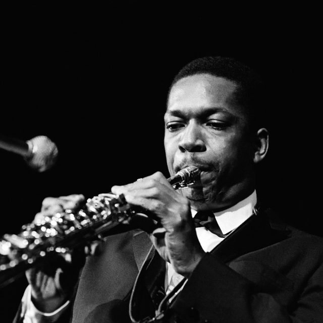 Today would have been John Coltrane's 94th birthday. Spend some time with the jazz legend's groundbreaking body of work at the link in our bio.  📷by JP Jazz Archive /Redferns  #Jazz #JazzMusic #JohnColtrane