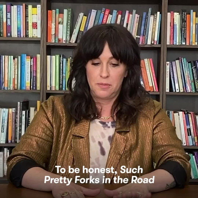"""On our latest episode of Critical Breakthroughs, @Alanis Morissette breaks down some of her biggest songs—yes, including """"Ironic."""" Watch the entire thing at the link in our bio.   #AlanisMorissette #Ironic #SuchPrettyForksInTheRoad"""
