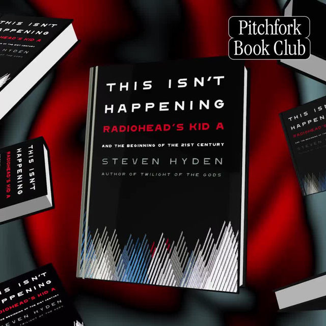 At the link in our bio, read the first excerpt from Steven Hyden's This Isn't Happening. His new book about Kid A explores how @Radiohead struggled to reinvent themselves while making the album, and how it serves as a time capsule for the early, confusing years of the '00s more broadly.   🎨 by @drewknowitz  #Radiohead #KidA #MusicBooks