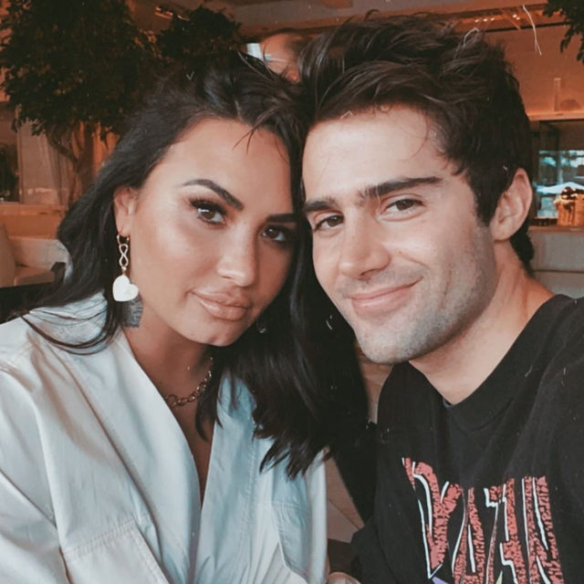 Demi Lovato and Max Ehrich have called off their engagement, just two months after Max proposed. 💔 Find out more at the link in bio.
