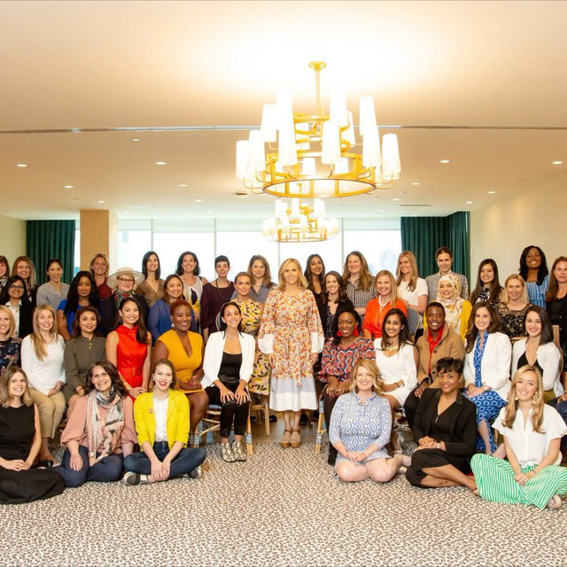 Women-owned businesses need our support now more than ever before. That is why I am thrilled to open applications again for the annual ToryBurchFoundation Fellows Program. We will select 50 women to each receive a year of virtual education, $5,000 business education grant and access to an online community of peers. Please help the women entrepreneurs you know, tag them and encourage them to apply!    More details at the link in bio. #ToryBurchFellows