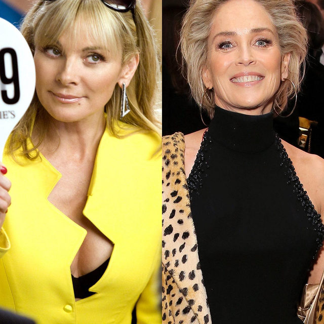 "Kim Cattrall may not ever reprise her role in Sex and the City, but that hasn't stopped fans from dream-casting a potential replacement. Enter Sharon Stone—a choice that even Cynthia Nixon herself approved while the two appeared on Watch What Happens Live earlier this week: ""I think Sharon would totally make it her own."" Read more at the link in bio."