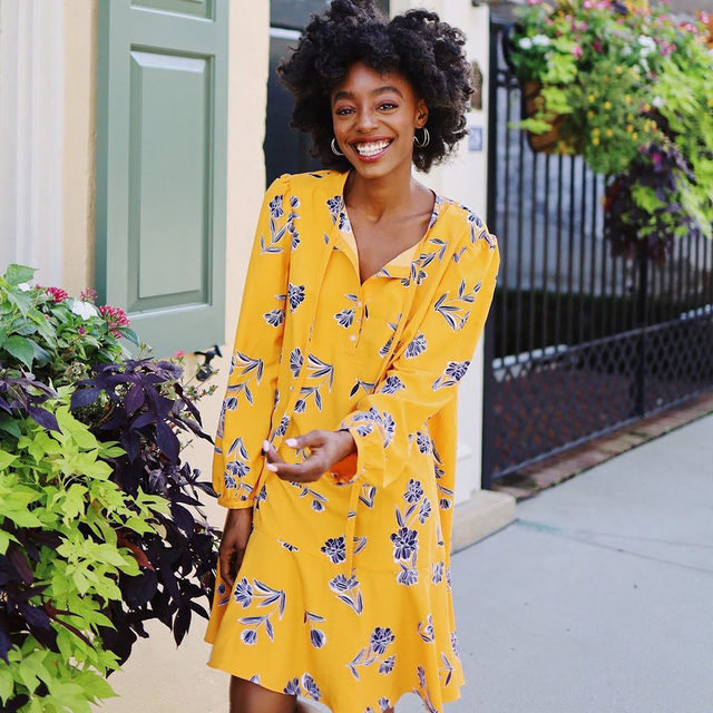 It's the first official week of fall and we're dressing the part 🍁🍂🏵️🌻