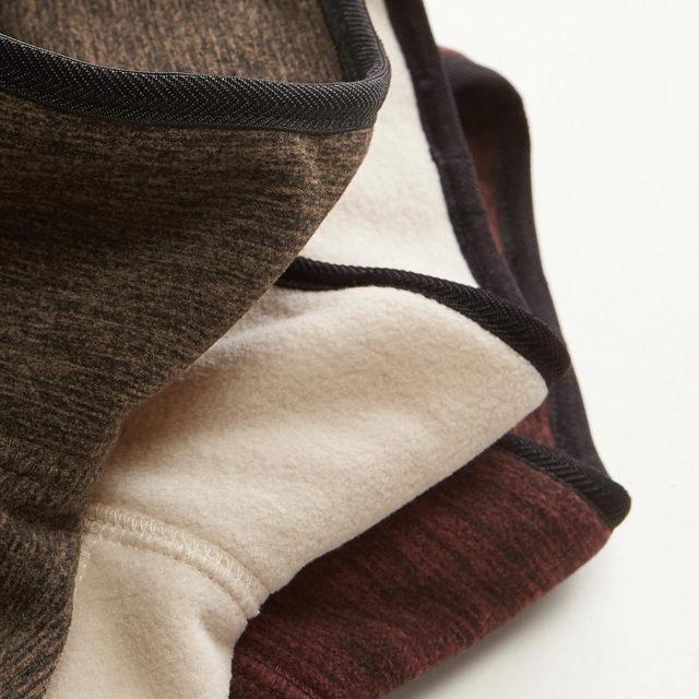 New challenge: collect all our Arctic fleece sweatshirts.