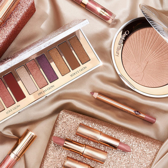 @ctilburymakeup's new holiday collection is here ✨ Gift your loved ones (or yourself!) stunning beauty this season with limited-edition picks 🎁, including a shimmering highlighter, richly pigmented eye palette, and lip sets in cult-fave shades 💄
