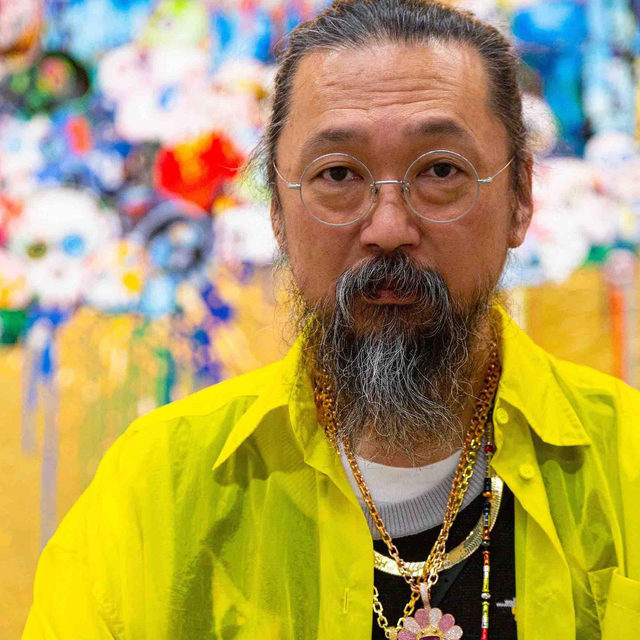 Today at 12pm EDT, a prerecorded conversation between Takashi Murakami and Tobias Berger, head of art at Tai Kwun Contemporary in Hong Kong, will be released as part of Frieze Talks. The pair discuss the artist's practice and personal art collection, as well as his thoughts on communicating art and the power of collaboration. Follow the link in our bio to watch. __________ #TakashiMurakami #Gagosian #FriezeArtFair #FriezeLondon #FriezeTalks @takashipom Takashi Murakami. Photo: Ricardo Miyada
