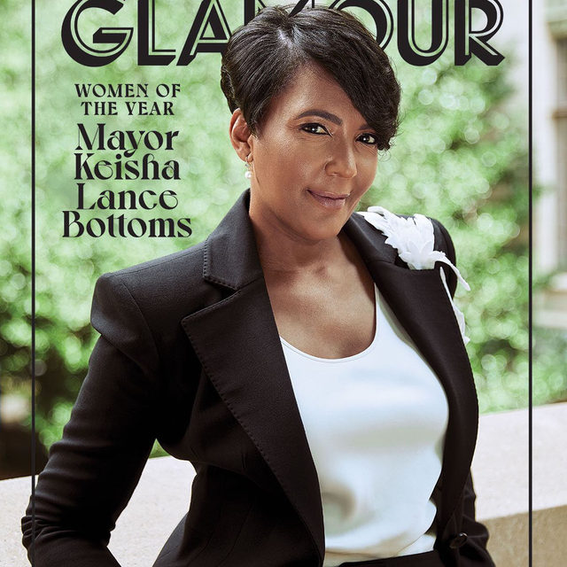 In her first term, Mayor Keisha Lance Bottoms has stood up to her critics, her governor, and the President of the United States. What's next for one of Atlanta's most beloved native daughters? Link in bio to read more about this Glamour Women of the Year honoree. #GlamourWOTY  Writer: @tayari Photographer: @ariskin Stylist: @kahlihaslam Hair: @lisapope1word Makeup: @marielamakeover Producer: @bee.made.it