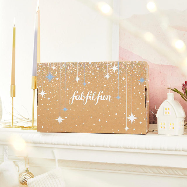 Here's your first look at the Winter 2020 Box ✨ We're celebrating the sparkle of the season with metallic paints and festive designs that will add Shimmer, Spice, and Everything Nice to your home! Shoutout to our very own @signedkayla — the artist behind this gorgeous box. P.S. Head to the link in our bio to check out your *Winter Box Hints* in the Community!  FYI: In Fall, we committed to more environmentally-friendly production methods by using less ink on the box and adding cute seasonal design elements that will help us reduce our long-term greenhouse gas emissions!
