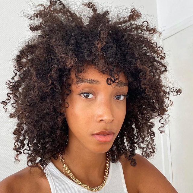 From our friends at @mizani: Texture love with @emily_india using Mizani 25 Miracle Cream and Mizani True Textures Curl Define Pudding Texture Essential 👏🏿👏🏾👏🏼👏🏽💦 Looking for a moisturizing product that also has UV Protection😎 to protect your color from fading ?  Check out 25 Miracle Cream: for higher texture types 8-6 coils and very curly ❤️❤️💕😊😌💕 A leave-in cream that moisturizes, softens and plumps coils & curls for your desired style  Available at Sephora.