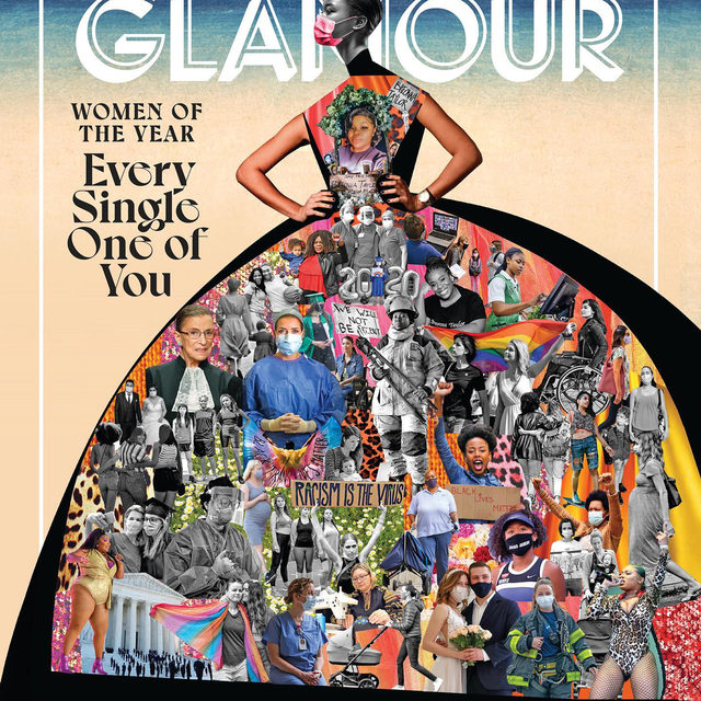 You (yes, you!) are Glamour's Women of the Year. ❤️ For three decades #GlamourWOTY has honored the most influential women on the planet. Now, in 2020, that list includes every single one of you. Because through the tears, the fear, and the sourdough that just wouldn't rise, it's been all of you who held us together. Link in bio to read more from Glamour EIC @sambarry, and head to stories to create your own #GlamourWOTY cover.  Artist: @johannagoodman