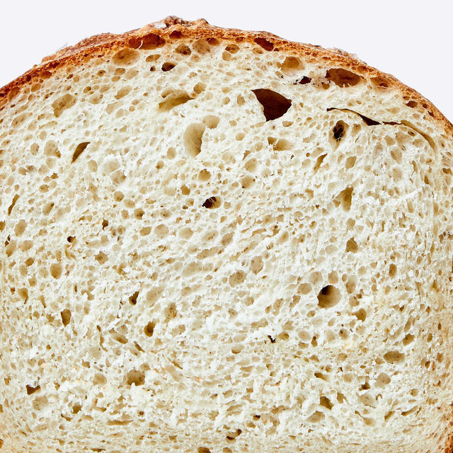 In a month-long takeover on @basically, bread baker and cookbook author Bryan Ford (@artisanbryan) will show you how to make one dough and transform it into four different recipes. (Yes, there will be pizza.) First up is a humble-yet-satisfying sandwich loaf where you'll roll the master dough into a tight log and bake until golden brown. Use it for grilled cheese or crunchy croutons, and slice and freeze any bread you're not going to eat right away for instant toast. Click the link in our bio for Bryan's sandwich loaf recipe. 📷: @chelsielcraig 🍴: @mpearljones
