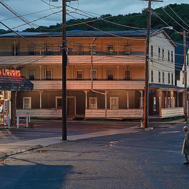 "#GregoryCrewdson: Work by Gregory Crewdson features in ""Home: Live > In Room,"" on view at Whitechapel Gallery, London, through January 2021.  Considering the ways in which lockdown has affected experiences of art and culture, Whitechapel Gallery's youth forum, Duchamp & Sons, presents a virtually curated display featuring artworks drawn from the Hiscox Collection. Confined to their homes and communicating virtually, the youth collective asked, ""How do we imagine a space where we have spent so much time over the past months? What does it mean to curate an exhibition from our kitchens and bedrooms, with our laptops and screens?"" The selected artworks transport us to faraway destinations or compel us to look closer to home.  Crewdson's ""An Eclipse of Moths"" is on view at Gagosian, Beverly Hills, through November 21. Follow the links in our bio to learn more about the exhibitions. __________ #Gagosian @crewdsonstudio @whitechapelgallery Gregory Crewdson, ""Untitled,"" 2004, digital pigment print, image: 57 × 88 inc"