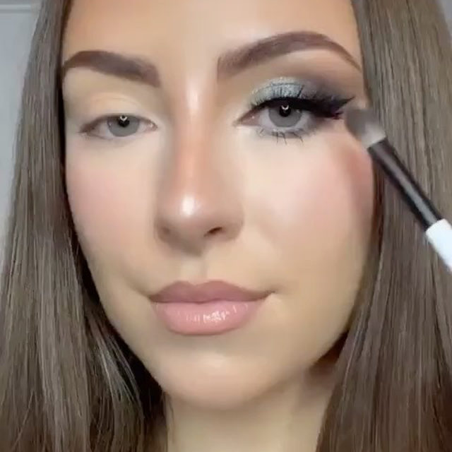 We're obsessed with this hypnotic, smoky-blue eye look by @makeupbyalissiac, created with the new @makeupbymario Master Matte and Master Metallics Eyeshadow Palettes and the Master Crystal Reflector 🤩 Available now, only at Sephora.  … Master Mattes Eyeshadow Palette  Master Metallics Eyeshadow Palette  MAKEUP BY MARIO Master Crystal Reflector  