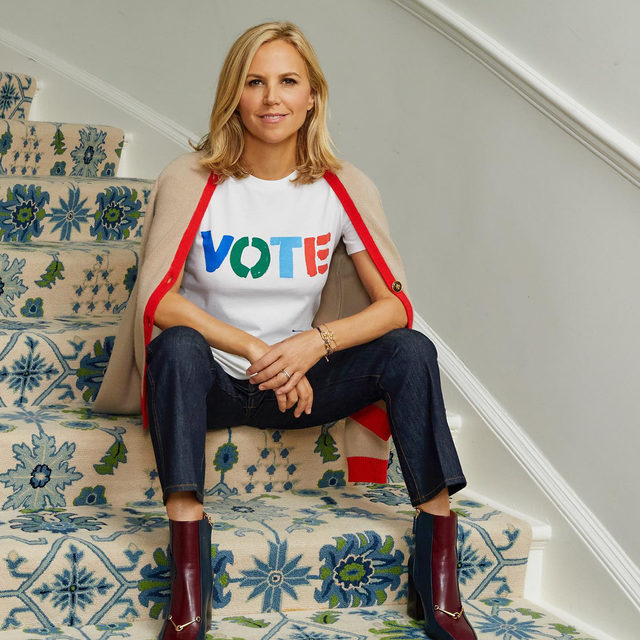 Democracy is a system that requires active participation, and voting is a privilege and a responsibility. It's one of the most important steps we can take to make our voices heard.  We are re-releasing our #Vote T-Shirt for the 2020 election and 100% of the next proceeds will benefit @iamavoter — a nonpartisan initiative that aims to increase voter participation nationwide. #iamavoter