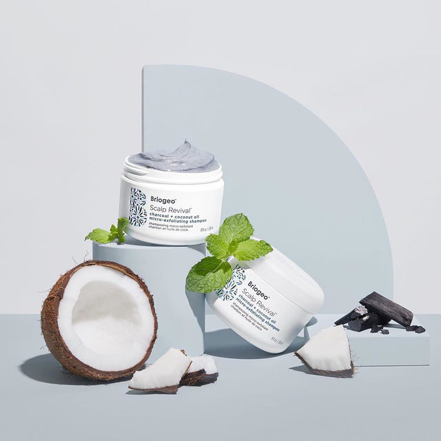 From our friends at @briogeo: Scalp care is self-care 💙 Our best-selling Scalp Revival micro-exfoliating scalp scrub shampoo is an Allure award winner and clinically proven to increase scalp hydration after just one use.  Healthy hair is rooted in scalp care, so adding this sulfate-free scalp scrub to your healthy hair and wellness routine is a must! It contains natural, scalp-healthy ingredients like: ✨ Binchotan Charcoal that detoxifies and removes excess oil and buildup ✨ Coconut Oil that moisturizes and prevents dryness and flakiness ✨ And a Peppermint, Spearmint + Tea Tree Oil Complex that soothes and reduces irritation with a cooling effect  To use, part wet hair and apply directly onto your scalp (not all throughout your hair); massage in, then rinse thoroughly.  🛒: Available at Sephora.