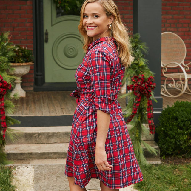 Thought y'all could use some cheer, so guess what? Holiday is here! 🎁☃️❄️✨ Get in the spirit with festive plaid, cozy fairisle and the merriest gift ideas, just in at draperjames.com.   #draperjames