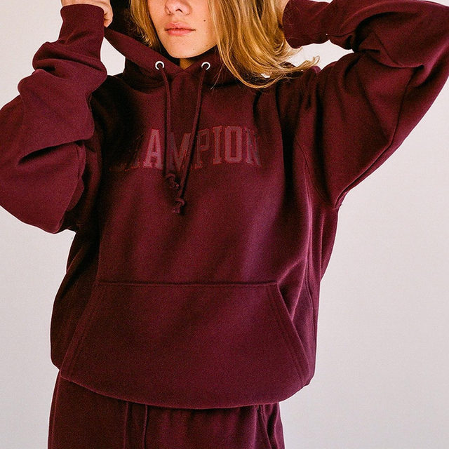 New arrivals from @champion came right on time for all those chilly nights ahead. Tap to shop!
