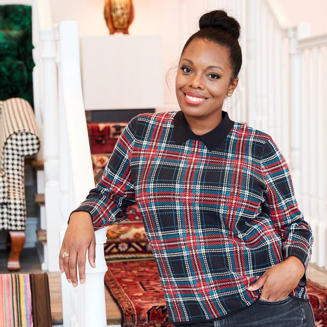 """""""List-making is so helpful,"""" says Nashville entrepreneur Lokelani Alabanza of her holiday shopping strategy. She also wisely tackles her gift list over time. """"I'm a year-round gift shopper."""" 🎁"""
