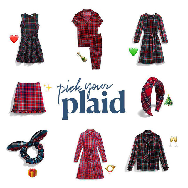 🎄GIVEAWAY🎄To celebrate our enduring love of holiday #plaid, #draperjames will select one lucky winner to receive their favorite plaid style from the Holiday Collection.   ❤️To enter for your chance to win: 1) Follow @draperjames. 2) Like this post. 3) Tag a fellow tartan lover and comment below with the emoji corresponding to the plaid piece of your choice.  Contest ends Sunday, 11/22 at 11:59 PM ET. Winner will be announced Monday, 11/23 via IG Stories and DM. Only one entry per person. Must be a U.S. resident to enter. Not sponsored by Instagram.
