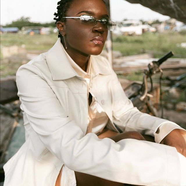 🏆Best New Music:  @Amaarae is a nonchalant kind of auteur. But her new album The Angel You Don't Know crackles with innovation. The breakout Afropop star swoops through a pacesetting fusion of alté, R&B, Southern rap, mall-rock, and Top 40 pop. Read our review of the album at the link in our bio.  📷  by Yussif Al Jabaar  #BestNewMusic #Amaarae #NewMusic #Afropop