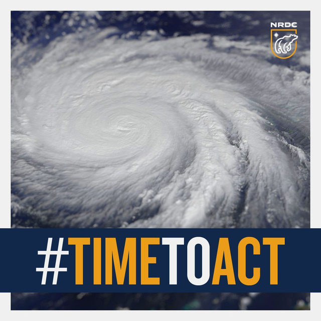 Inaction is not an option. Extreme weather, record heat waves, and raging wildfires are devastating our health and environment. Follow the link in bio to demand our leaders #ActOnClimate. #TimeToAct