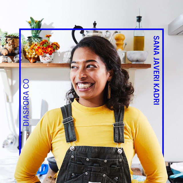 """""""I think I'm a little different from other entrepreneurs because I've always known that at some point I'm going to walk away from @diasporaco. I started the business because I wanted to see globally sourced products have the same farm to table ethos and the same quality standards as local produce. I felt that I gained so much from knowing who grew my peaches and who grew my tomatoes and I felt like there was so much power in creating that connection in terms of who grew your spices on the other side of the world. The best part is that we are able to work with ten of the best farms from six different states across India right now and pay them 6X the price they were making before, which means they went from earning $4500 a year to now getting paid $26,000 a year. It's pretty amazing.  But I've set it up so eventually, we can transfer ownership to our farm partners. I work in service of our farmers, my job is to market what they grow. Otherwise, the power always lies with the trader. I'm the middleman right now"""