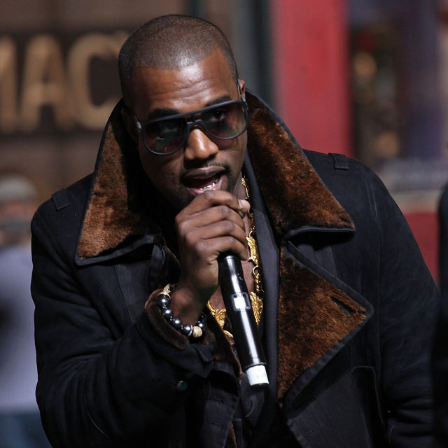 It's been 10 years since we gave @kanyewest's 'My Beautiful Dark Twisted Fantasy' a perfect 10. What's your favorite track?  📷 Photo by Ben Hider/Getty Images  #KanyeWest #AlbumAnniversary