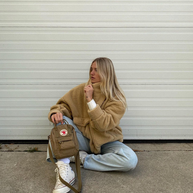 The @fjallraven_na family of Kankens keeps growing, from backpacks to sling bags and more. Tap to shop! #UOonYou ft. @melissaorons @allovsin @banksnohilary @marleneluciano