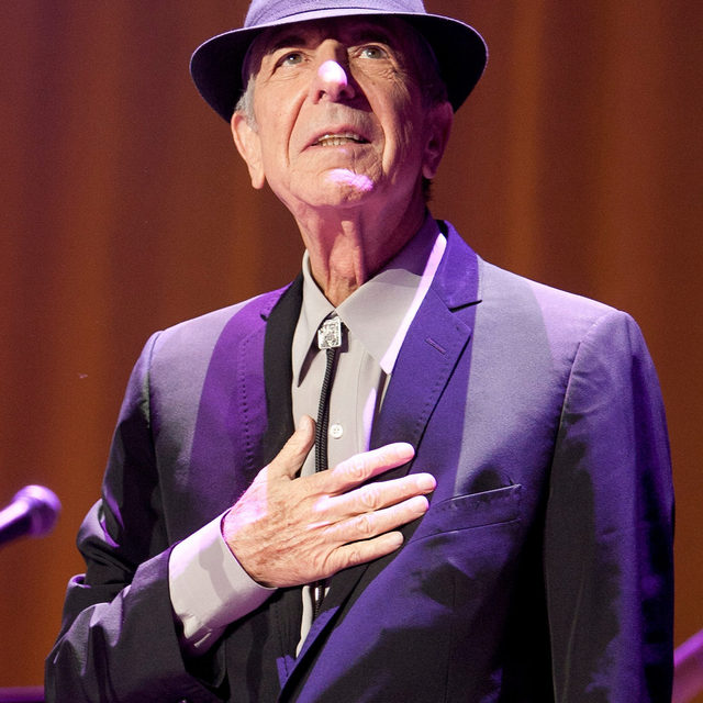 Leonard Cohen has been posthumously nominated for Best Folk Album at the #GRAMMYs. Thanks For The Dance was pulled together from Cohen's remaining scraps and unfinished ideas by his son, and lovingly fleshed out with help from collaborators like @beck, @thenational's @brycedessner and @feistmusic. Tap the link in our bio for more on the 2021 Grammy nominations.  📷 by Mike Lawrie / Getty Images  #LeonardCohen #grammys2020