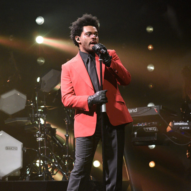 """The Weeknd wasn't nominated for any Grammy Awards this year. After tweeting """"the Grammys remain corrupt,"""" Grammy chief Harvey Mason, Jr. wrote, """"We understand that the Weeknd is disappointed at not being nominated. I was surprised and can empathize with what he's feeling."""" Read more at the link in our bio.  📷 by Will Heath/NBC/NBCU Photo Bank via Getty Images  #theweeknd #grammys"""