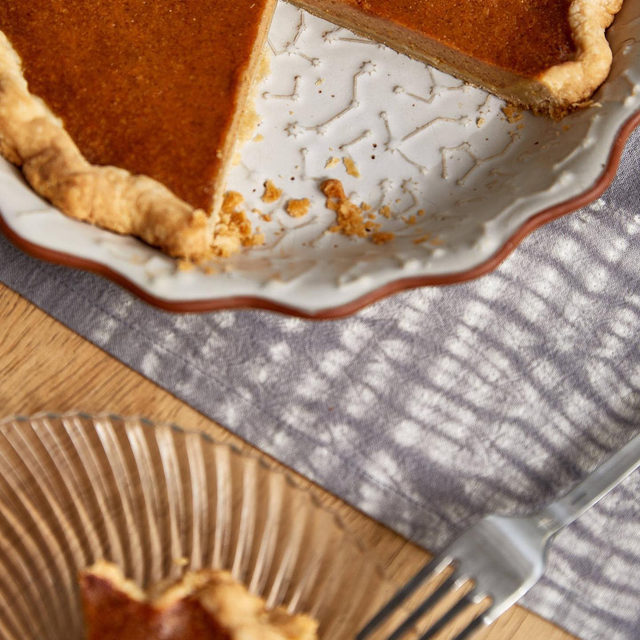 Happy Thanksgiving! Treat yourself: eat pie for breakfast and shop BOGO 50% off online all day.