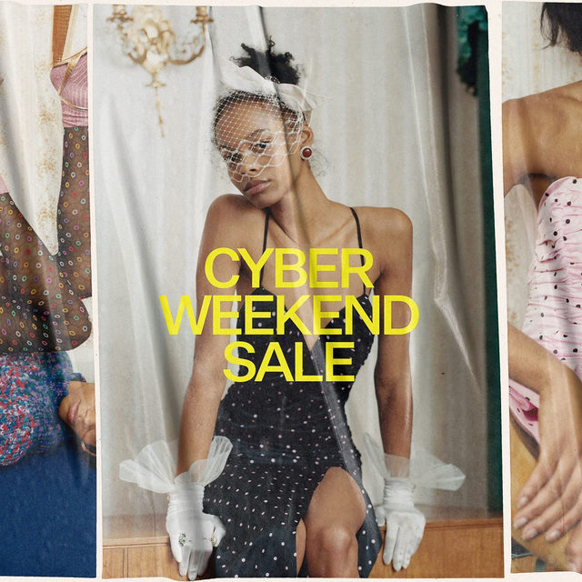 The Cyber Weekend Sale is here! Get 30% off sitewide, no exclusions. Read that again.  Use code FLLBFCM2020 at checkout.