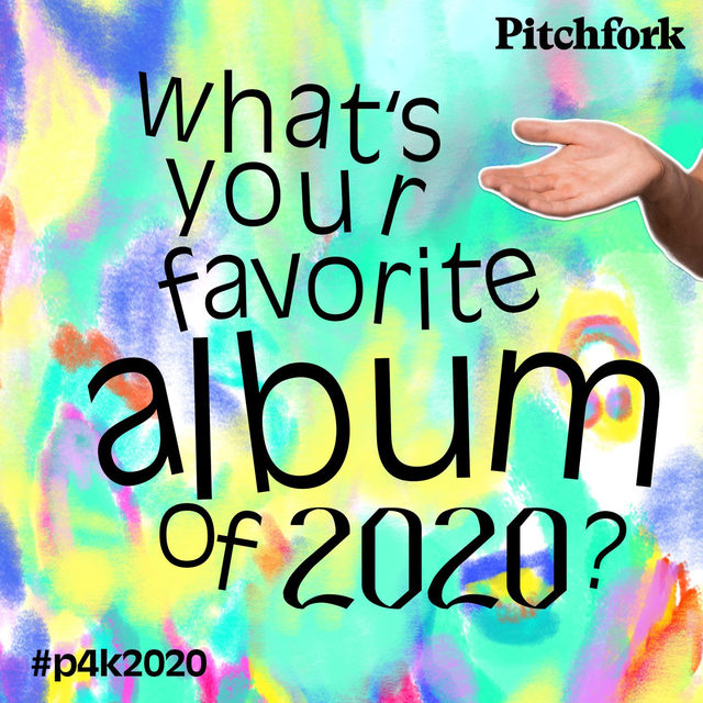 Before we bring you our lists of our top albums and songs of the year, we want to hear your thoughts! What's your favorite album of 2020?   Share your picks in our Readers' Poll at the link in our bio.  🎨 by @drewknowitz   #p4k2020 #pitchfork