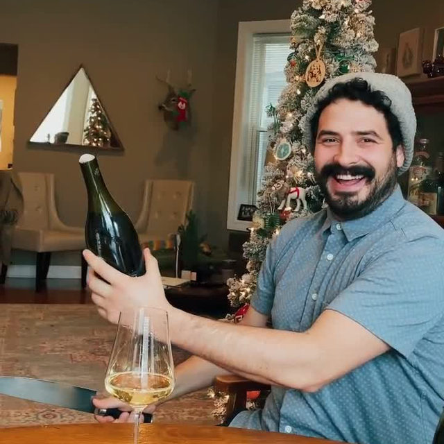 You know what time it is—it's Somm. Picks time. Somm. Dylan is back and he's talking about all things sparkling just in time for the holiday season. He's sharing the top Champagne picks from Terry Theise, a big time guy when it comes to sparkling wines. Tap our story to check it out and let's start popping some bottles.  (Disclaimer: do not try this at home, please we beg of you.)