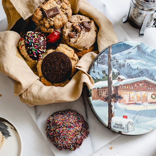 If there's one thing we're missing the most, it's the annual office cookie swap. No worries though, you can still enjoy that sweet, sweet taste of cookies in your own home.