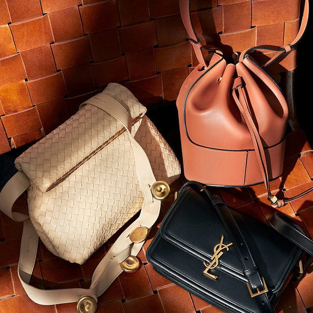 POLISHED YET PRACTICAL: This season the chic shoulder bag has been championed by fashion's in-demand designers; becoming an investment piece to be worn, and cherished, for years to come. Follow the link in bio for bags that promise maximum ROI.