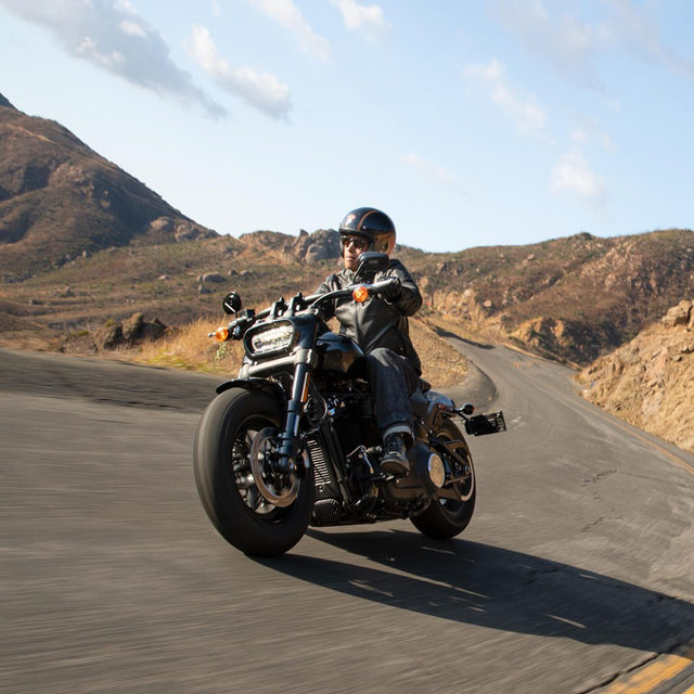 Cheers to a new year. Let's celebrate new roads, new beginnings, and new adventures in 2021. #HarleyDavidson #FatBob #happynewyear