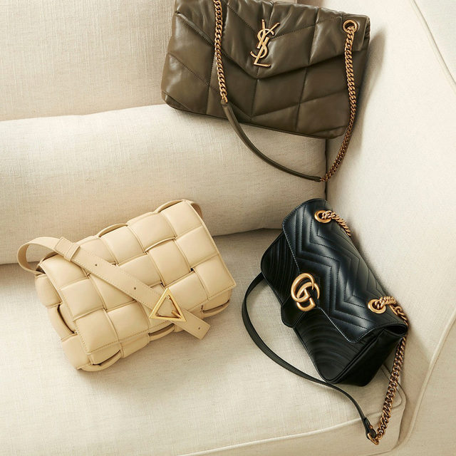 THE FOREVER PIECE: 'Iconic' is a word that's often overused when it comes to fashion, but a quilted bag is one piece that's truly deserving of the moniker. Tap the link in bio to discover what makes this classic style a true forever piece