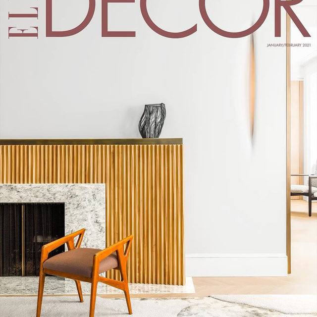 2021 is here at last and with it comes ELLE Decor's first issue of the year. Our January/February edition celebrates the role of architecture in great interior design. On our cover: a glamorous Manhattan apartment designed to precision by one of New York's most buzzed-about young architects, Michael K. Chen (@mkcarchitecture). From there, our global armchair tour takes us from Johannesburg, where the cliffside home of @silviorechlesleycarstens elevates concrete to the height of style, to Uruguay, where new owners are preserving paradise in the form of the exquisite beachside retreat of the late Argentine architect Mario Connio. After a year that shook all of us to our foundations, we ask a top-tier group of architects—from @toshiko.mori to @deborahberke—to predict the future of home (spoiler alert: after a year of working at home, walls are back in style). Looking for some New Year's resolutions? Try a bedroom refresh, for a year's worth of sweeter dreams, or amp up your home lighting scheme with 10 of our fa