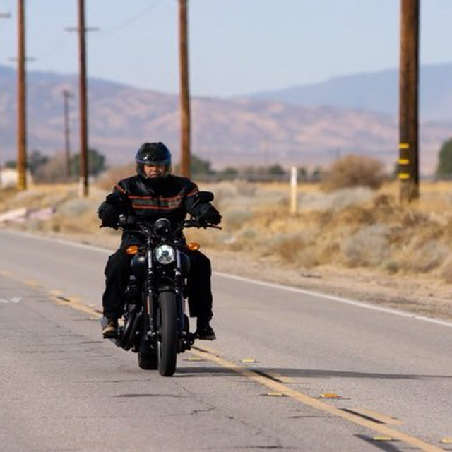 """I'm using everything they taught me."" Hear from Daniel on his #RidingAcademy experience and learning to ride. Our motorcycle courses are designed for riders of all skill levels, from beginner to advanced. Hit the link in our bio to learn more. #HarleyDavidson"