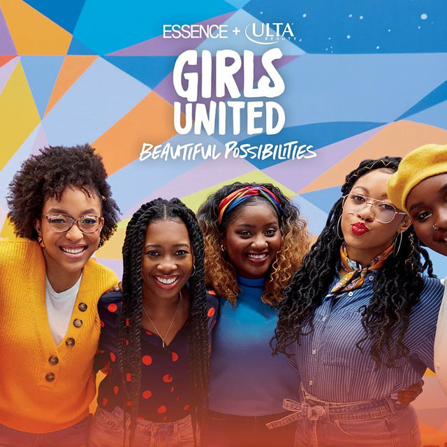 We're back for Season 2 of @UltaBeauty Girls United: Beautiful Possibilities on Wed, 1/13. Tap link in bio to catch up and binge watch Season 1 this weekend! #EssenceGirlsUnited #BeautifulPossibilities #UltaBeauty