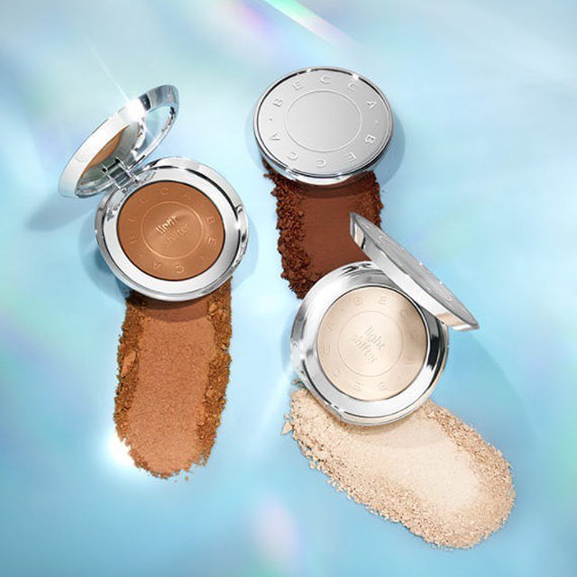 NEW BECCA Light Shifter Finishing Veil, a weightless setting powder that gives a satiny, smooth, filtered finish. 💎  Infused with Hyaluronic Acid, Vitamin E, and Crystalized Licorice, it provides sheer coverage in flexible shades that work on a range of skin tones.  BECCA Cosmetics Light Shifter Finishing Veil Setting Powder