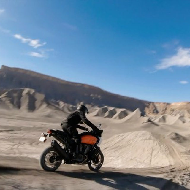 Today was our first global virtual event viewed by all of you—our fans and riders. New exciting motorcycles & products are still to come. See you for the next virtual event on 2/22, when we will reveal #PanAmerica, the all-new Revolution Max engine, and another exciting model that will use the new engine. #HarleyDavidson