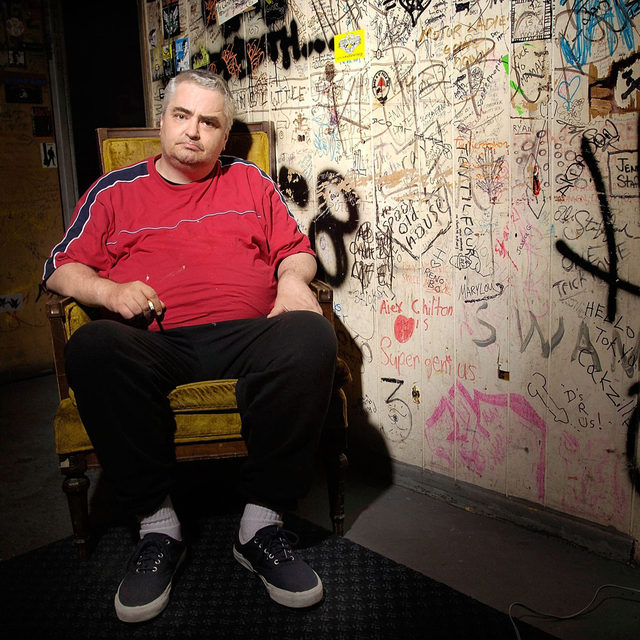 Remembering Daniel Johnston, the Godfather of Bedroom pop, on what would have been his 60th birthday.   Take a look back at the relentlessly creative singer-songwriter's overflowing body of work at the link in our bio.  📷  By Frank Mullen / Getty Images  #DanielJohnston #Pitchfork